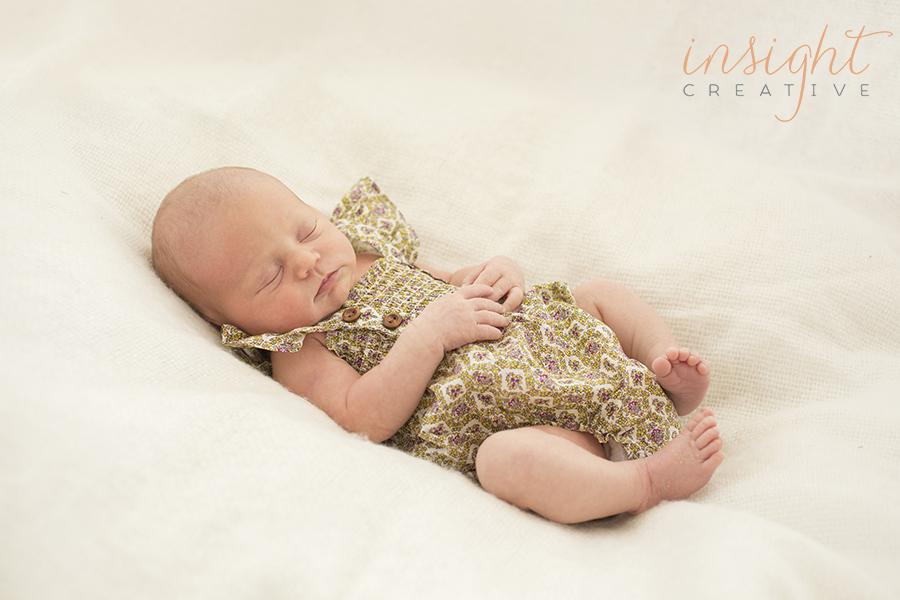 newborn photos shot by Townsville photographer Megan Marano from Insight Creative.