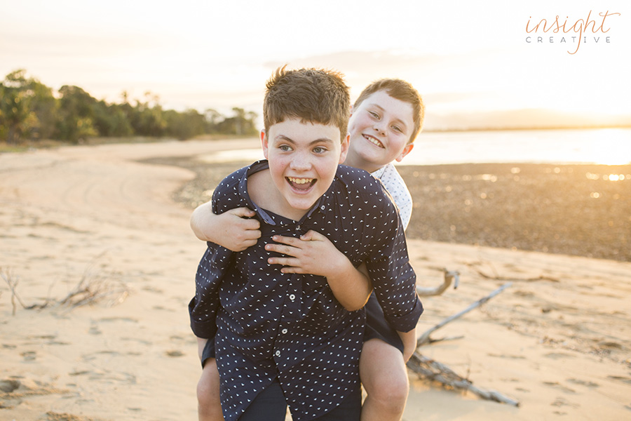 natural children's photos shot by Townsville photographer Megan Marano from Insight Creative photography studio