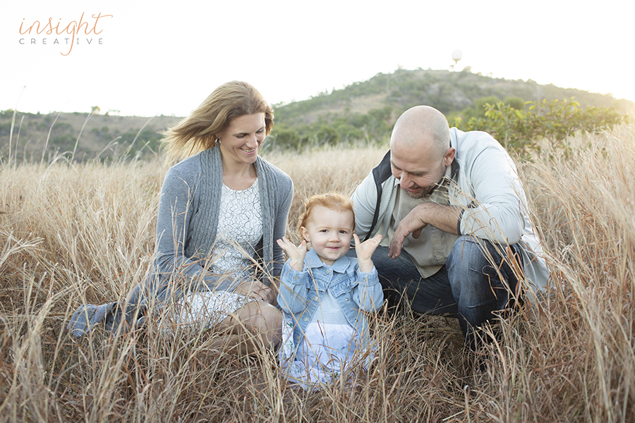 Natural family photography shot by Townsville photographer Megan Marano from Insight Creative.