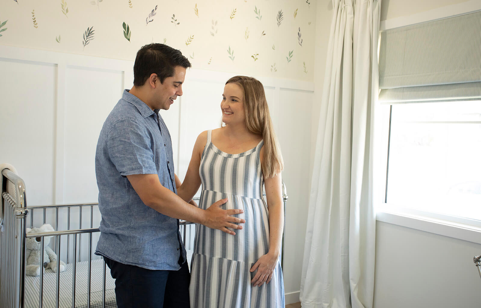 Insight Creative Williams pregnancy