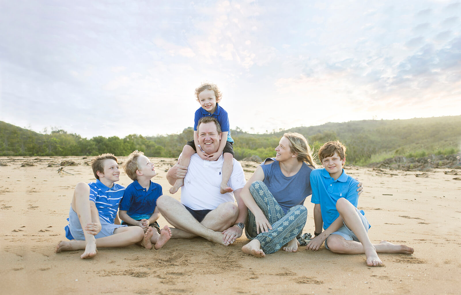 Insight Creative White Family