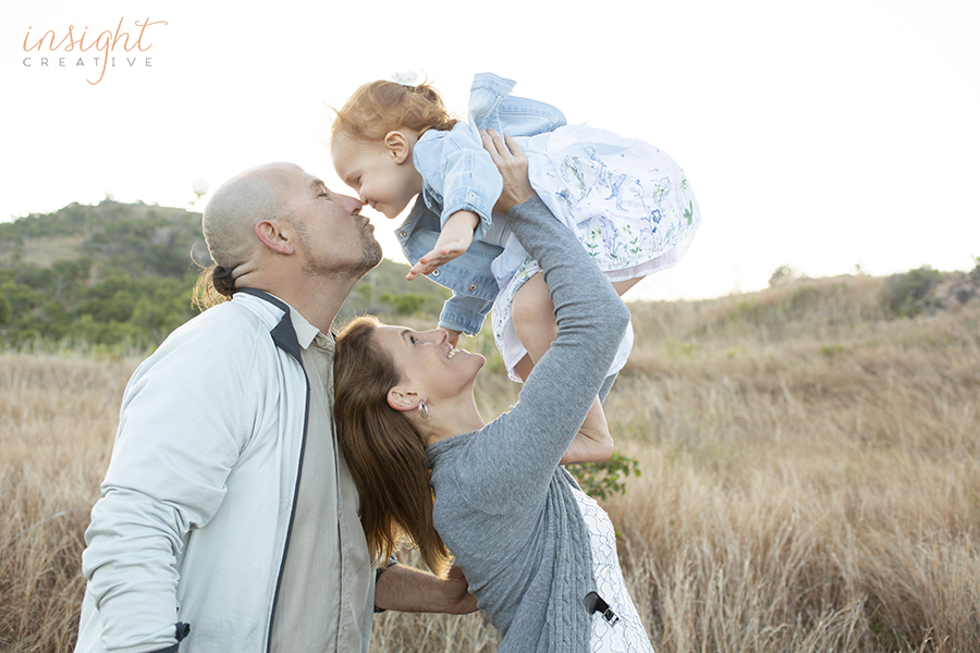 Ember's family - townsville photographer