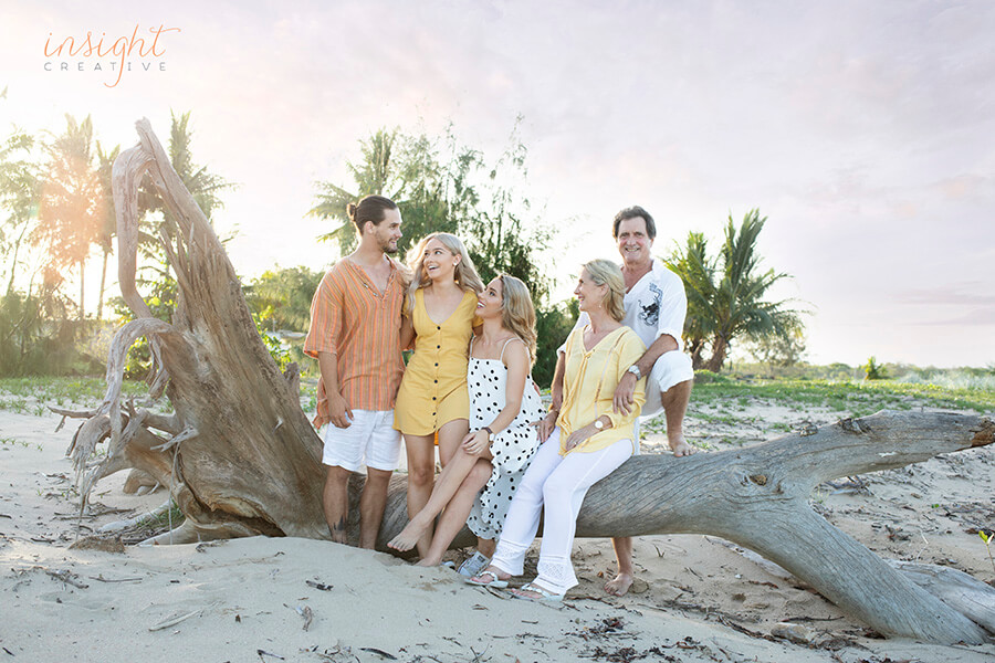 family photography by Townsville photographer Megan Marano of Insight Creative