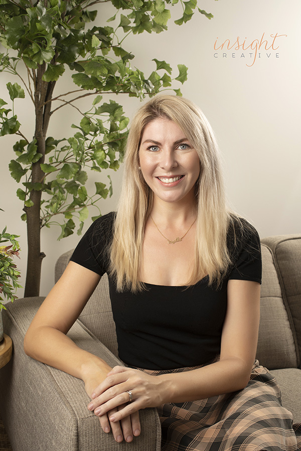 headshots by Townsville photographer Megan Marano from Insight Creative photography studio